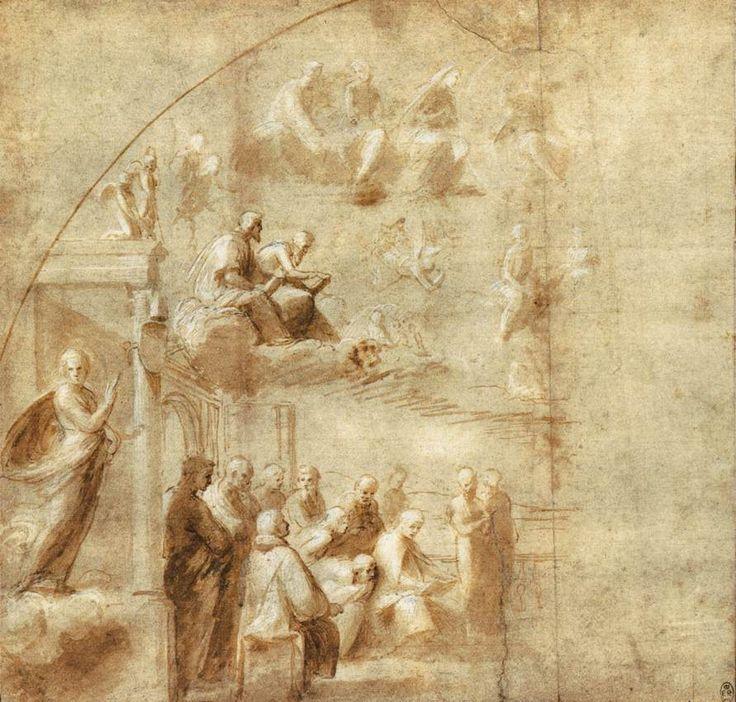a research on raphael and the high renaissance High renaissance research papers examine the italian renaissance period famous for artists such as leonardo da vinci and michelangelo pappas language arts february.