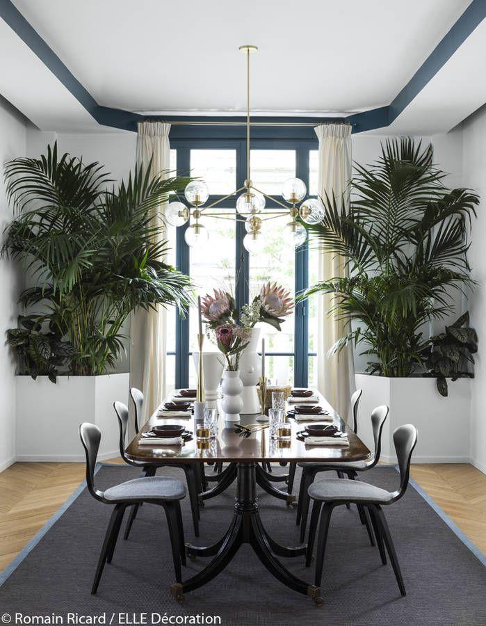 Tout lesprit des années 30 souffle sur cet appartement de louest parisien une réalisation magistrale signée par trois femmes de talent