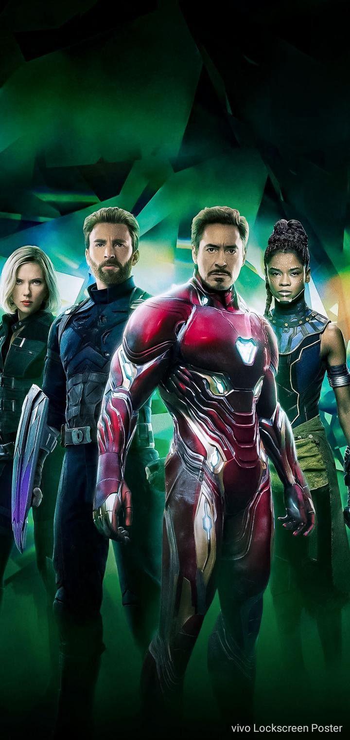 Avrengar vivo thims marvel heroes avengers imagines