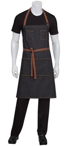 Chef Works is Australia's leading supplier of Chef Uniforms & Workwear. Click here to shop for Memphis Black Bib Apron online at Chef Works
