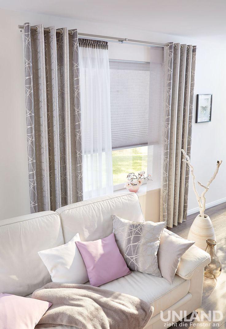 UNLAND Lumis_Manganit_10 - Curtain, window ideas, curtains and ...