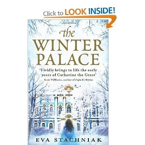 The Winter's Palace [Audiobook, Unabridged] [Audio CD]  by Eve Stachniak narrated by Jane McDowell