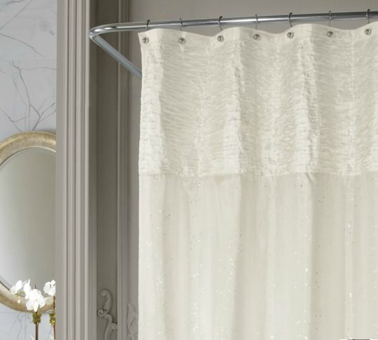Cool Fabric Shower Curtains