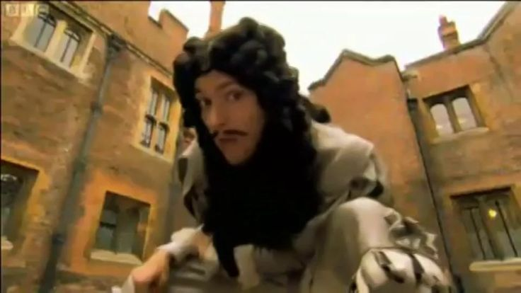 Horrible Histories - Charles II King of Bling on Vimeo