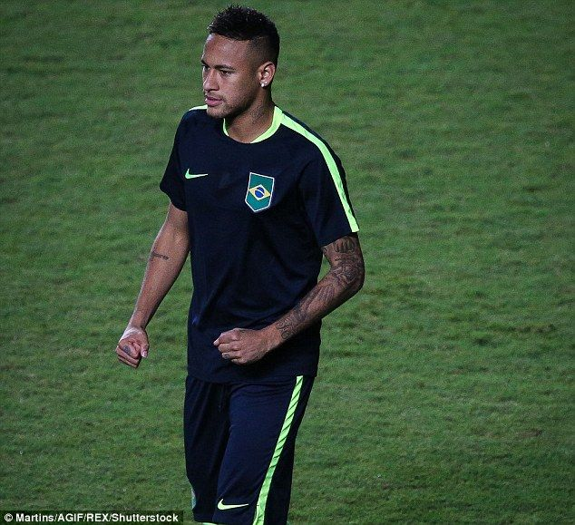 Brazil were held to two goalless draws in their first group games at the Rio Olympics