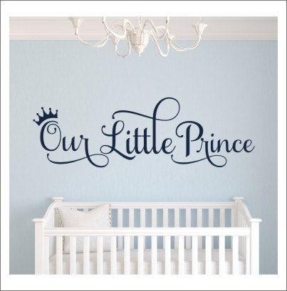 Best 25 prince nursery ideas on pinterest elegant baby for Baby shower wall mural