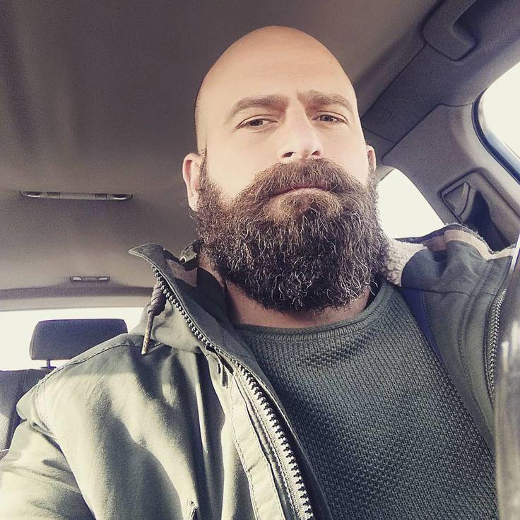 1000 Ideas About Bald Men Styles On Pinterest: Best 25+ Beard Bald Ideas On Pinterest