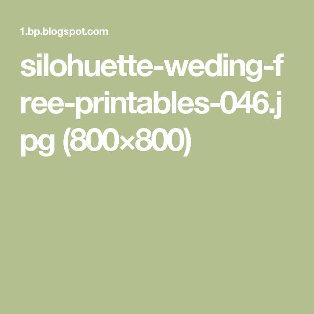 silohuette-weding-free-printables-046.jpg (800×800)