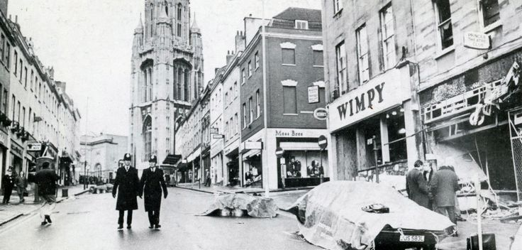 Bristol IRA bomb Christmas 1974 | by brizzle born and bred
