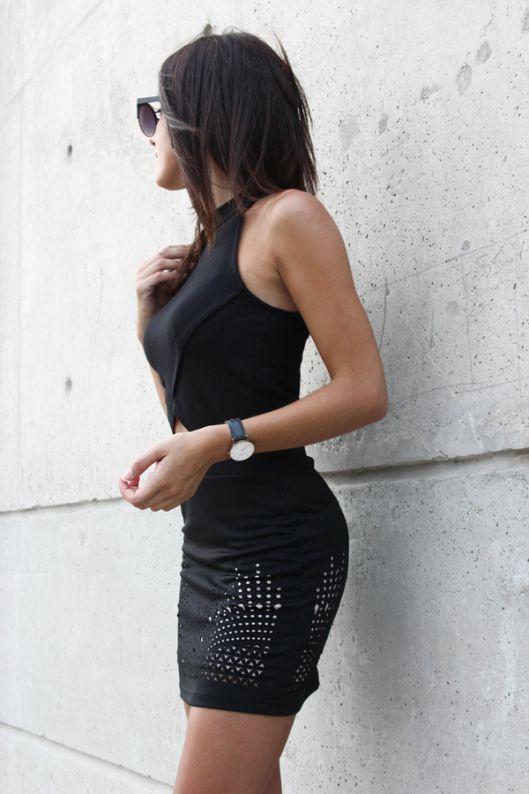 CUTCUUTUR skirt as shown in https://toyboxbychristina.wordpress.com/  / bloggers in CUTCUUTUR laser cut apparel /