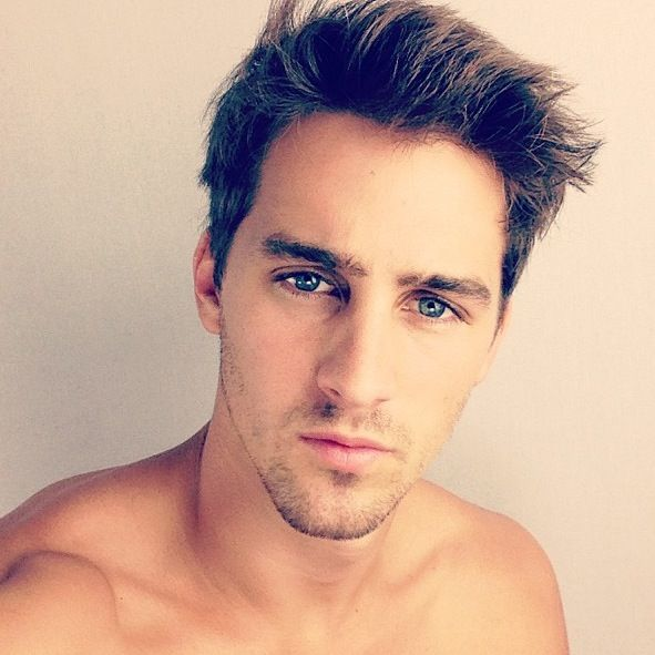 Cody Johns. Marcus Johns' brother. <3
