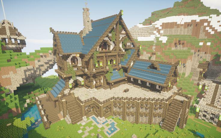 Minecraft Baupläne