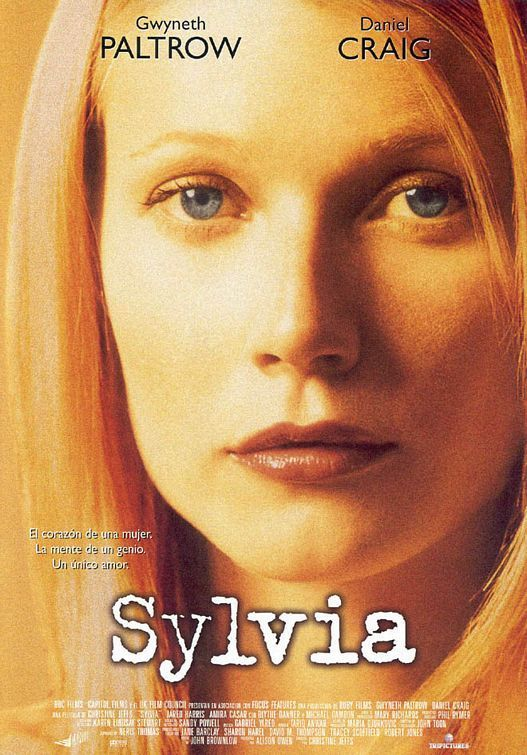 Sylvia , starring Gwyneth Paltrow, Daniel Craig, Lucy Davenport, David Birkin. Story of the relationship between the poets Ted Hughes and Sylvia Plath. #Biography #Drama #Romance