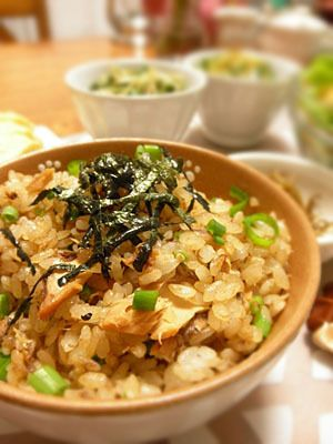 さば味噌煮缶詰の混ぜご飯 by chinekoさん | レシピブログ - 料理 ...
