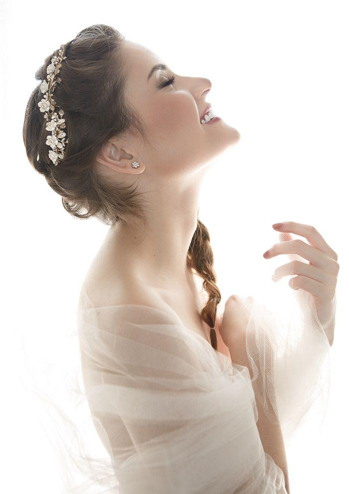 Muito lindo este editorial que a @puntuale fez com exclusividadade para o Bride Style, veja todas as fotos online