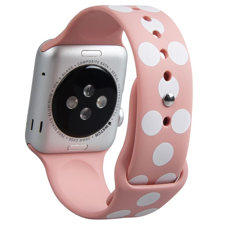 $7.19 (Buy here: https://alitems.com/g/1e8d114494ebda23ff8b16525dc3e8/?i=5&ulp=https%3A%2F%2Fwww.aliexpress.com%2Fitem%2F2016-Soft-Silicone-Replacement-Watch-Strap-Sport-Style-Wrist-Band-for-Apple-Wrist-Watch-38mm-42mm%2F32790525192.html ) 2016 Soft Silicone Replacement Watch Strap Sport Style Wrist Band for Apple Wrist Watch 38mm 42mm for just $7.19