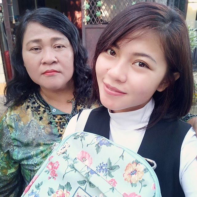 #withyoumom#mymom#afternoon#homesweethome🏡💕