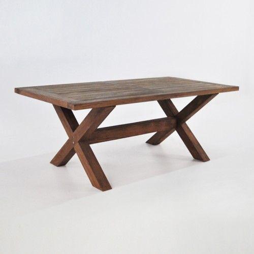 Dining Table Reclaimed Teak