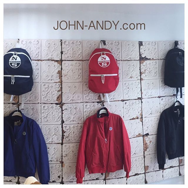 #johnandy #welcomes #northsails #backpacks and #jackets #autumn #winter #call_for_orders #00302109703888  https://www.john-andy.com/gr/menclothing.html