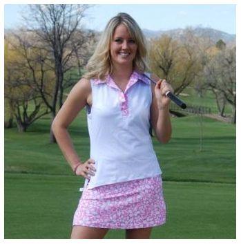 Ladies Golf Clothing 14