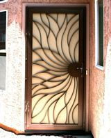 23 best security doors images on Pinterest | Iron gates, Brass and ...