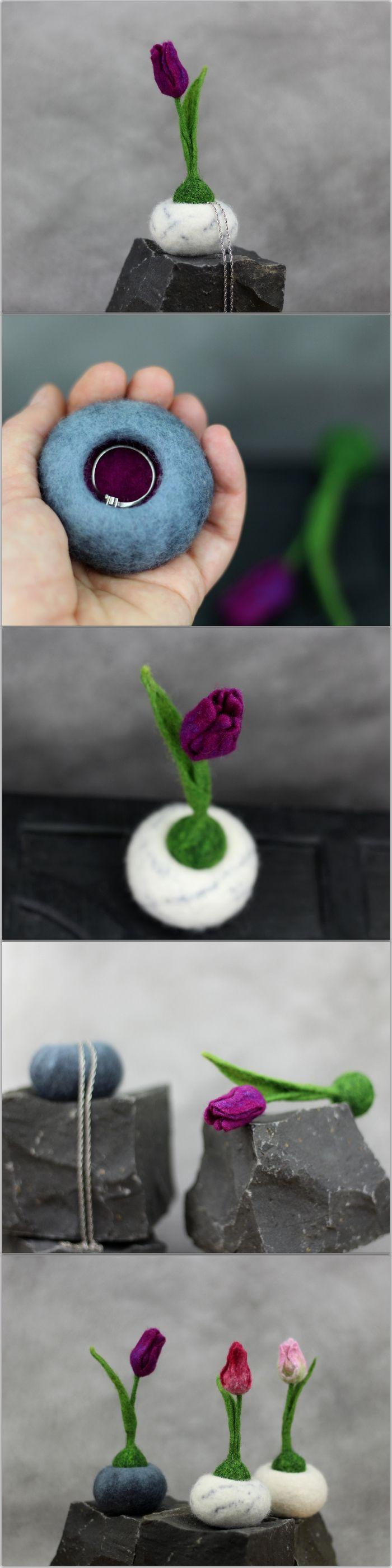 #giftforher #giftideas #ringbearer #ringbox #engagementringbox #proposalringbox #proposalidea #weddingringbox #giftformom #Ringpillowalternative Will you marry me you Marry me Ring box #Tulip #purple Ring Pillow Alternative Ring box Proposal Ring holder Wedding Ring box Engagement For her Gift mom #Ringdose #Hochzeit #Ringetui #Antrag #Ringbox #Schmuckdose #Gefilzt #Tulpe Für sie #Geschenk Mutter Geschenk Verlobte #TaFiOLand