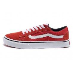 Vans Sk8 Low Red