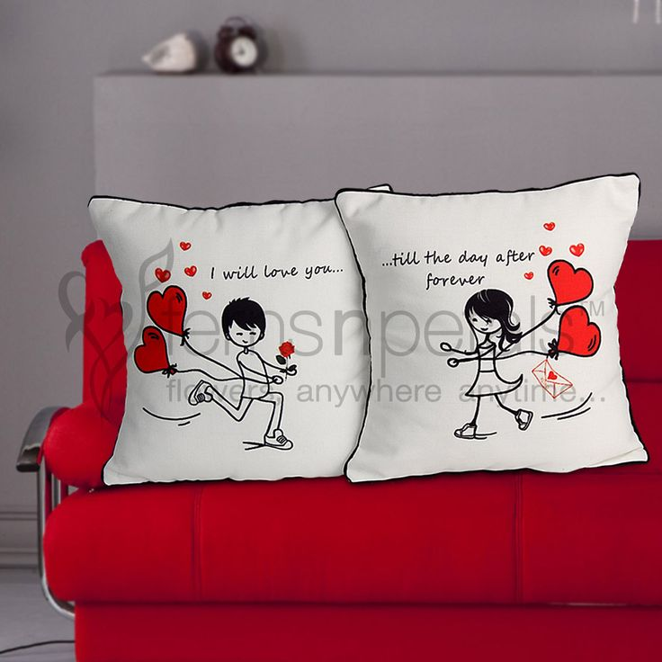 A perfect #ValentineGift for a perfect couple.