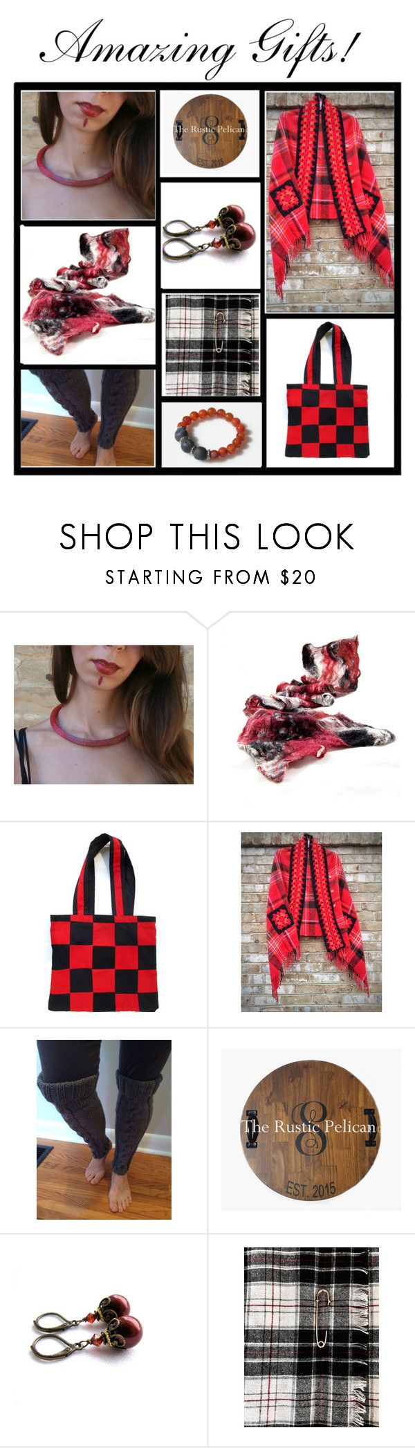 Amazing Hand Made Gifts ! by jarmgirl on Polyvore featuring Hostess