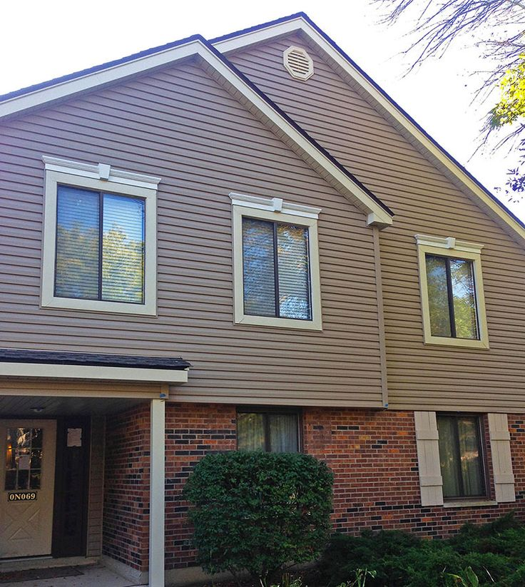 Just Competed: Roofing U0026 Siding Job   Finished On Multi Family Condo  Building! Are You Looking For A Siding Contractor?