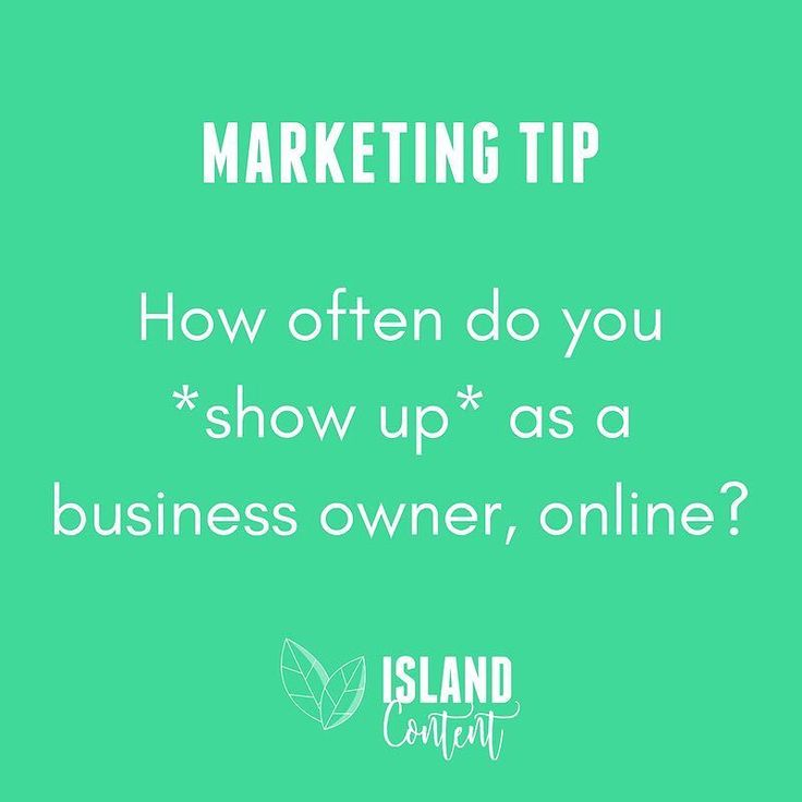 I hear so many business owners asking why their marketing isn't as effective as they hoped - and I always check how frequently they are posting sharing Instagramming and more. The more you SHOW UP online give value and remind your customers what you have to offer - the more successful you'll be. If you're rarely sharing content and aren't consistent your audience will quickly forget your brand over others who DO show up every day. The next challenge: what to post? Try...  Funny vidéos…