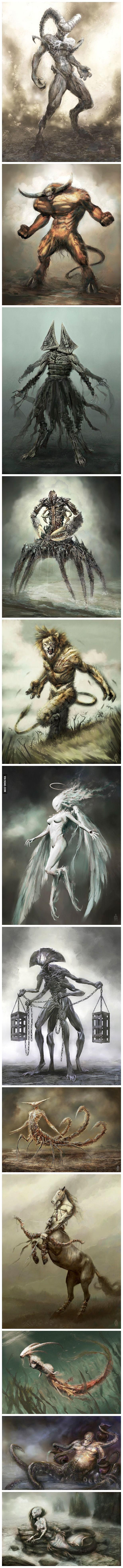 The Zodiac Beasts