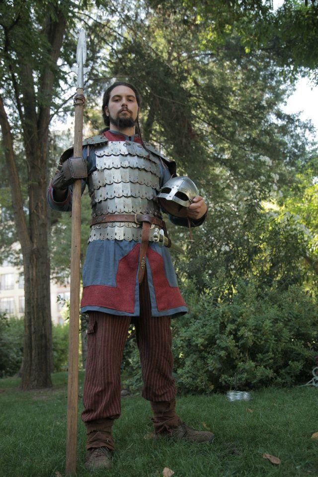 - - viking armor