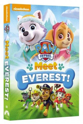 Nickelodeon Paw Patrol: Meet Everest DVD
