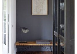 Can Anyone Identify this Beautiful Dark Gray Paint Color? — Good Questions