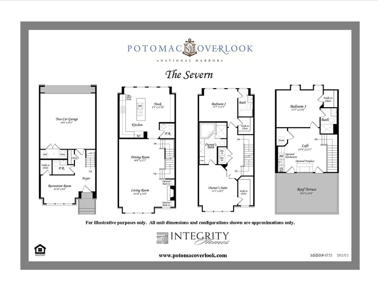 Homes Of Integrity Floor Plans: The Severn Floor Plan! Available NOW- Integrity Homes