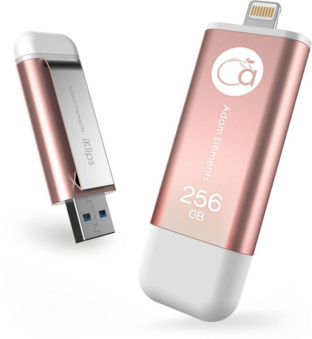 Köp Adam Elements iKlips 256 GB - iPhonebutiken.se