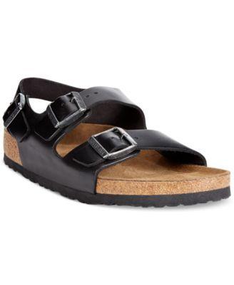 BIRKENSTOCK Birkenstock Men's Milano Sandals. #birkenstock #shoes # all men