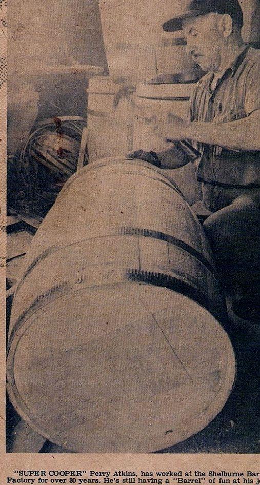 Barrel Factory Shelburne, NS