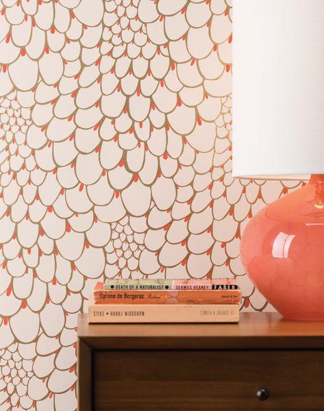 Peacock, Blush Blush wallpaper, Wallpaper, Wall coverings