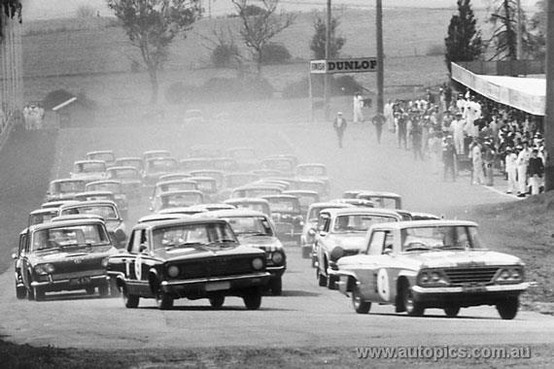 ca. 1966 Bathurst 500, How Mini Tamed The Mountain at Bathurst. v@e.