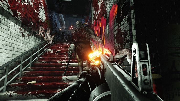 Killing Floor 2 (PS4 & PC)  / Tripwire Interactive #KillingFloor2 #Zombies #ZOMBIS #SurvivalHorror #PC #PlayStation4 #Terror #Monsters #Multiplayer