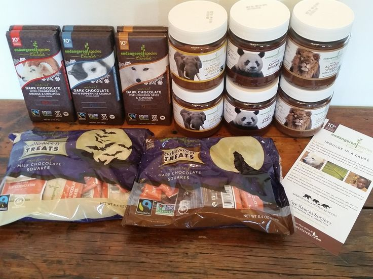 Indulge in a Cause with Endangered Species Chocolate | #Giveaway #HGG