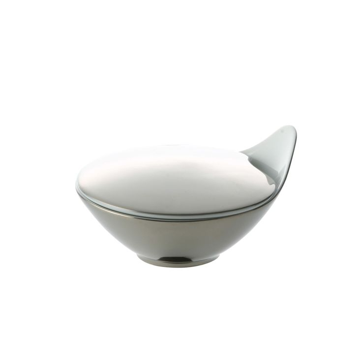 #Zuccheriera in #porcellana e #vetro by #Rosenthal www.scintilleshop.com