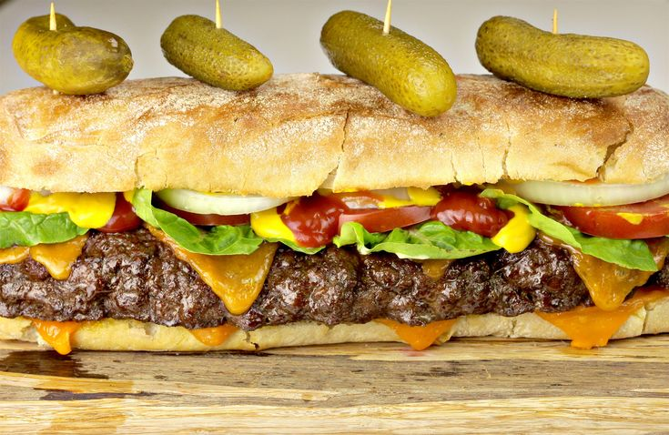 Footlong Double Pounder Sharer - Twisted