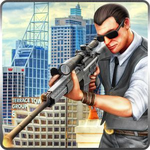 Secret Agent Sniper Assassin - Become a secret spy on a secret mission to play sniper games with a blend of agent games in order to assassinate the traitors
