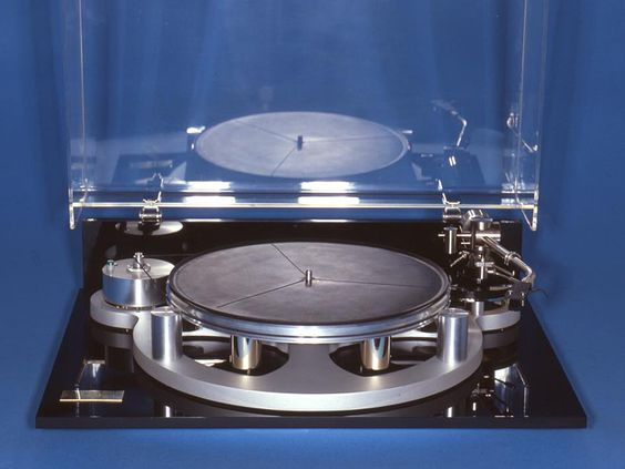 We Pieced Together Steve Jobs' Long-Lost Stereo System   Today, you can pick up a MK1 GyroDec for about $1,500 used or $2,500 new. Over the past several decades, the company has made incremental improvements to the turntable, but the basic design remains unchanged. Michell Engineering   WIRED.com