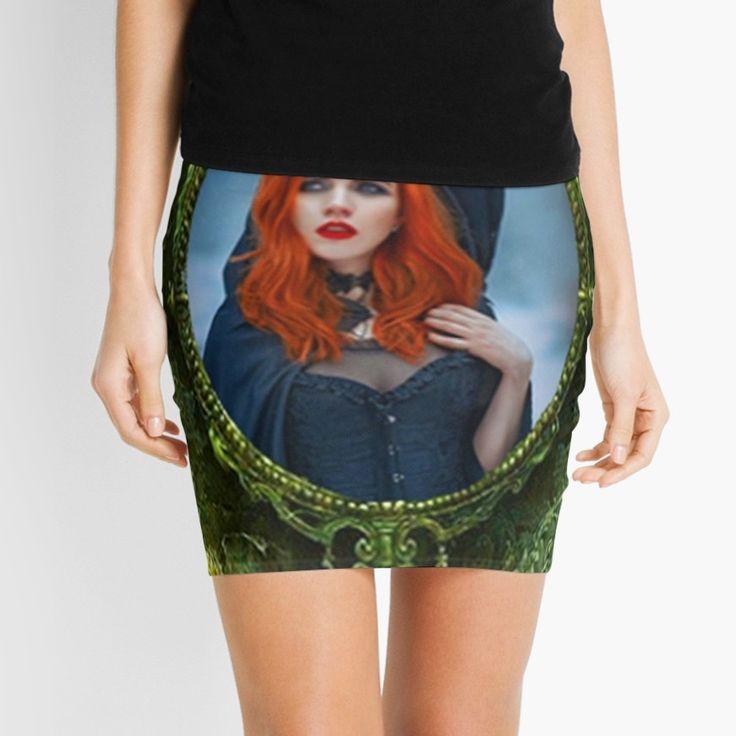 Multicolor Leopard Print Bodycon Skirt Casual Mid Waist