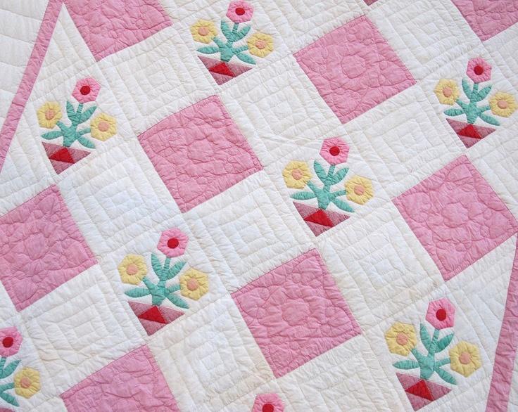 60 Best Vintage Quilts Patterns Images On Pinterest