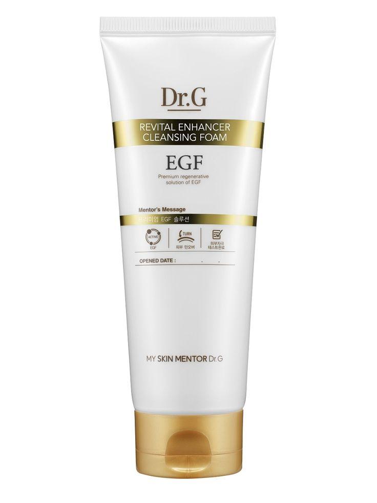 Пенка для умывания с EGF эпидермальным фактором роста клеток роста клеток эффективно очищает кожу от ежедневных загрязнений, препятствует преждевременному старению, способствует росту новых клеток, укрепляет стенки сосудов. Делает кожу чистой, подтянутой, гладкой и увлажненной.